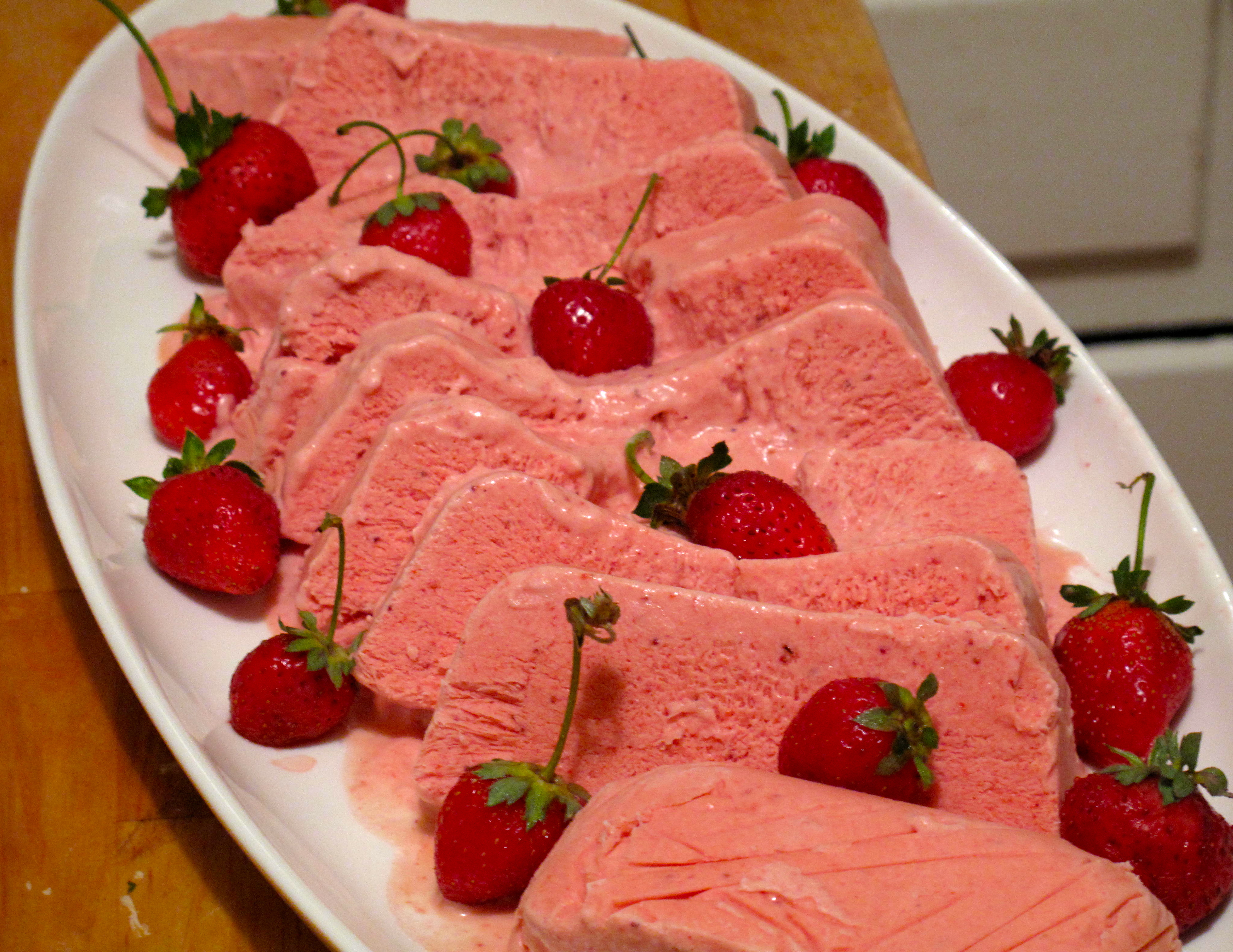 Strawberry Semifreddo Recipe | POPSUGAR Food