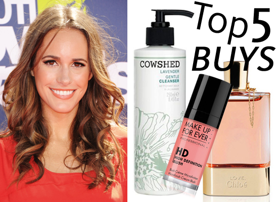 Louise Roe Shares Her Top 5 Beauty Buys!