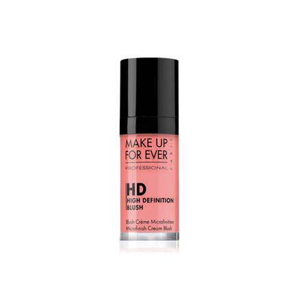 Make Up For Ever HD Blush in #12 Mandarin, $45
