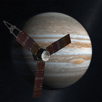 Juno Mission to Jupiter