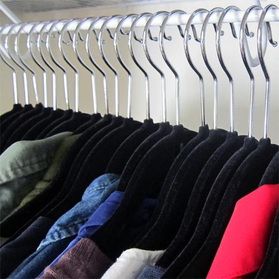 Step 2: Hanger Help