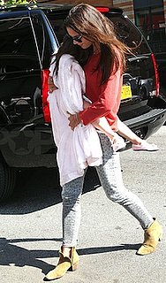 Shop Katie Holmes Style in Isabel Marant