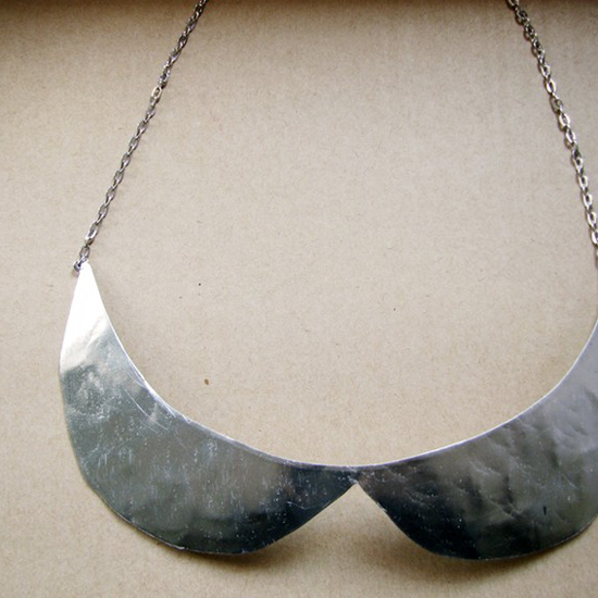 Modern Tribes No. 2 Peter Pan Collar Necklace, $27