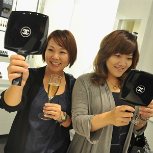 Beauty Events For Fashion's Night Out (FNO) 2011
