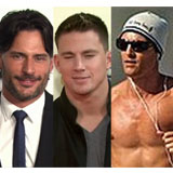 Shirtless Men in Magic Mike (Video)