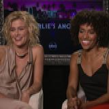 Charlie's Angels Rachael Taylor and Annie Ilonzeh Video Interview