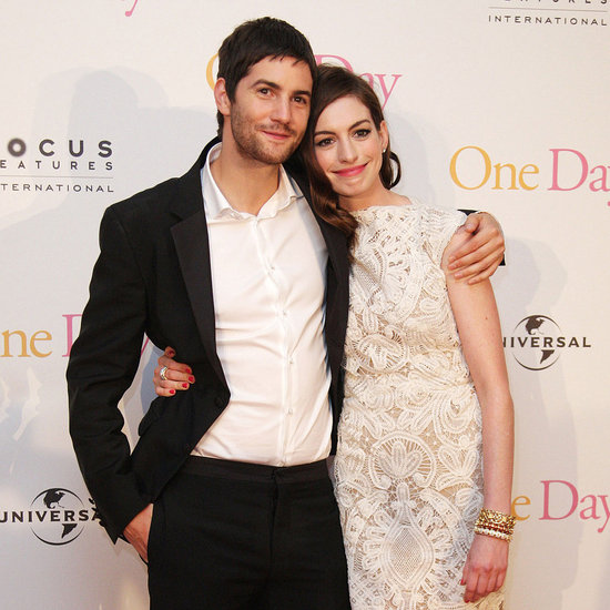 Jim Sturgess and Anne Hathaway at London Premiere Pictures
