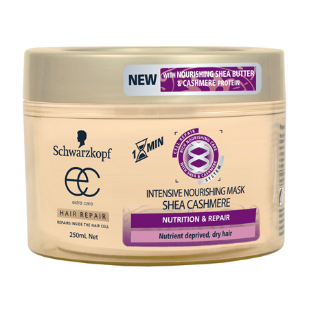 Schwarzkopf Extra Care Deep Nutrition Intensive Nourishing Mask, $8.99