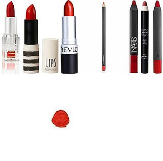 Perky, Perfect Red Lipsticks