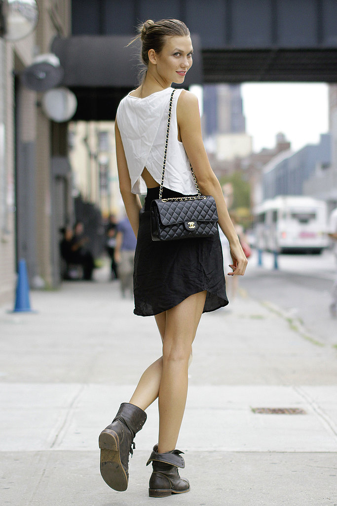 Spring 2012 New York Fashion Week Street Style Day 3 Popsugar Fashion