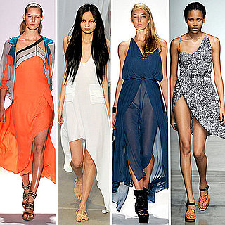 Spring 2012 Fashion Week Trend: Flowy Dresses