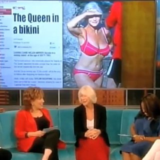 Helen Mirren Voted Best Body of the Year