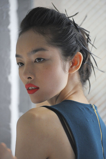 Jason Wu Spring 2012 Backstage Beauty Photos