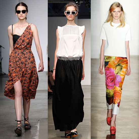 Best New York Fashion Week Looks of Spring 2012