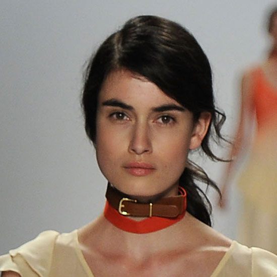 Charlotte Ronson Spring 2012: Beauty Tips