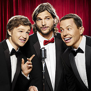 Video of Ashton Kutcher, Angus T. Jones and Jon Cryer Singing Two and a Half Men Theme Song