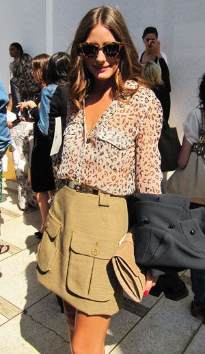 Olivia Palermo Talks Fashion Week Must Haves and More at NYFW!