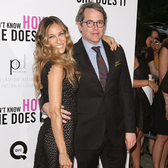 Sarah Jessica Parker and Matthew Broderick Premiere Pictures