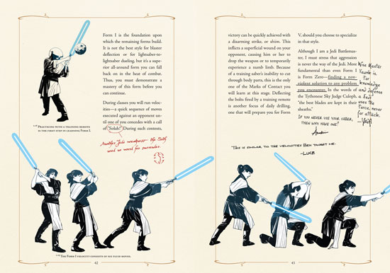 Excerpt from The Jedi Path.