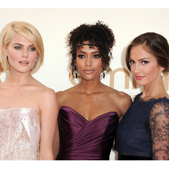 Recreate the Charlie's Angels Rachel Taylor, Annie Ilonzeh and Minka Kelly's 2011 Emmy's Makeup