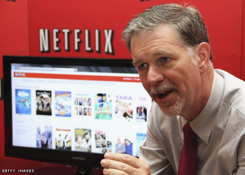 Netflix Co-founder/CEO Apologizes and Announces Qwikster