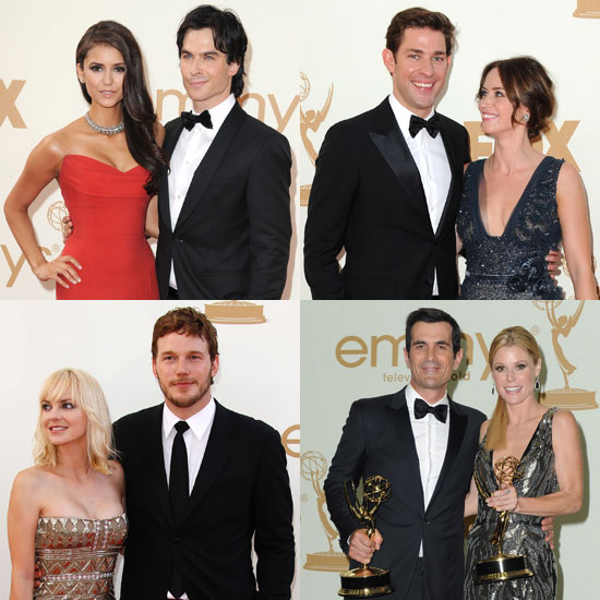 PopSugar's 10 Favorite Behind-the-Scenes Emmy Moments!