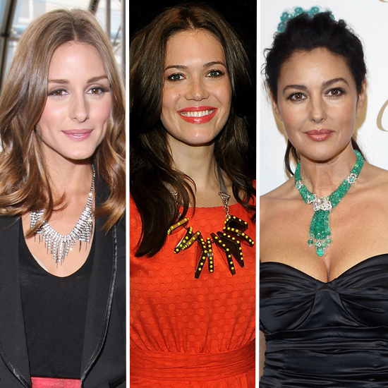 Celebrity Statement Necklaces