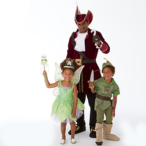 Tinkerbell, Peter Pan, and Captain - 97.4KB