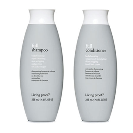 Living Proof Full Shampoo and Conditioner, $39 each