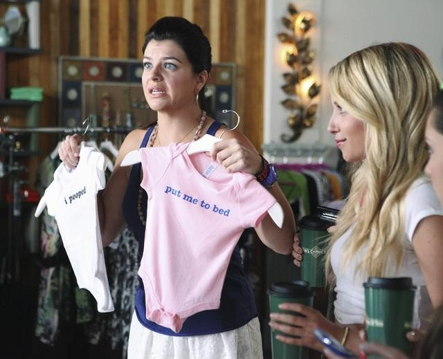 Casey Wilson as Penny on Happy Endings.</p> <p>Photo copyright 2011 ABC, Inc.