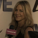 Jennifer Aniston NYC Five Premiere Interview (Video)