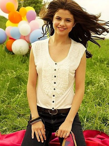 Selena Gomez in Dream Out Loud by KMART