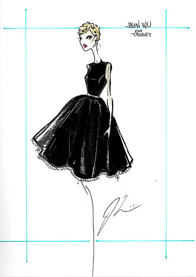 Jason Wu For Target Release Date, Sketch