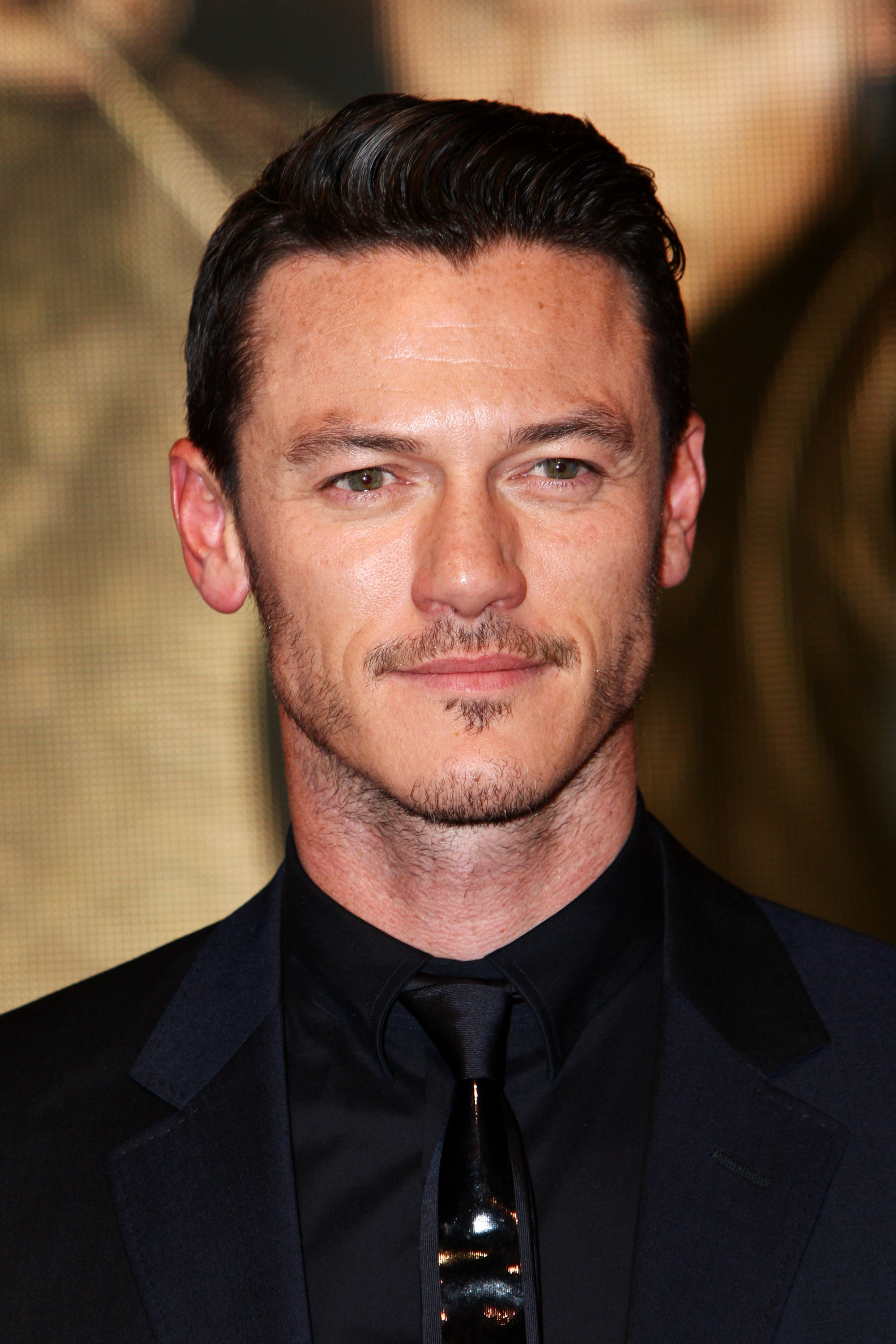 Luke Evans earned a  million dollar salary, leaving the net worth at 6 million in 2017