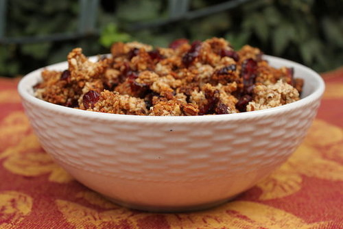 Oatless Almond Granola