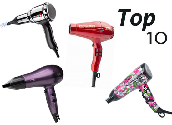 10 of the Best Hairdryers