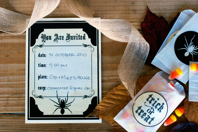 Free Halloween Party Downloads