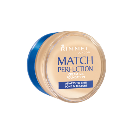 Rimmel Match Perfection Cream Gel Foundation, $17.95