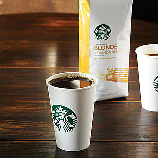 New Starbucks Blonde For Weak Coffee Drinkers