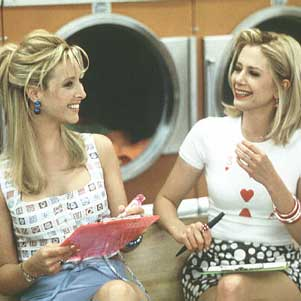 Romy and Michele's High School Reunion Quotes