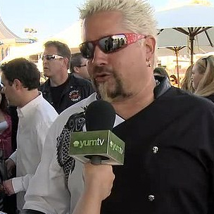New Guy Fieri Show on Food Network