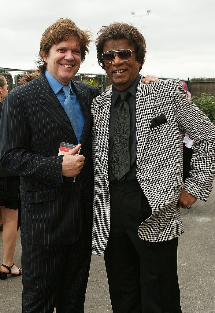 2006: Mark Holden and Kamahl