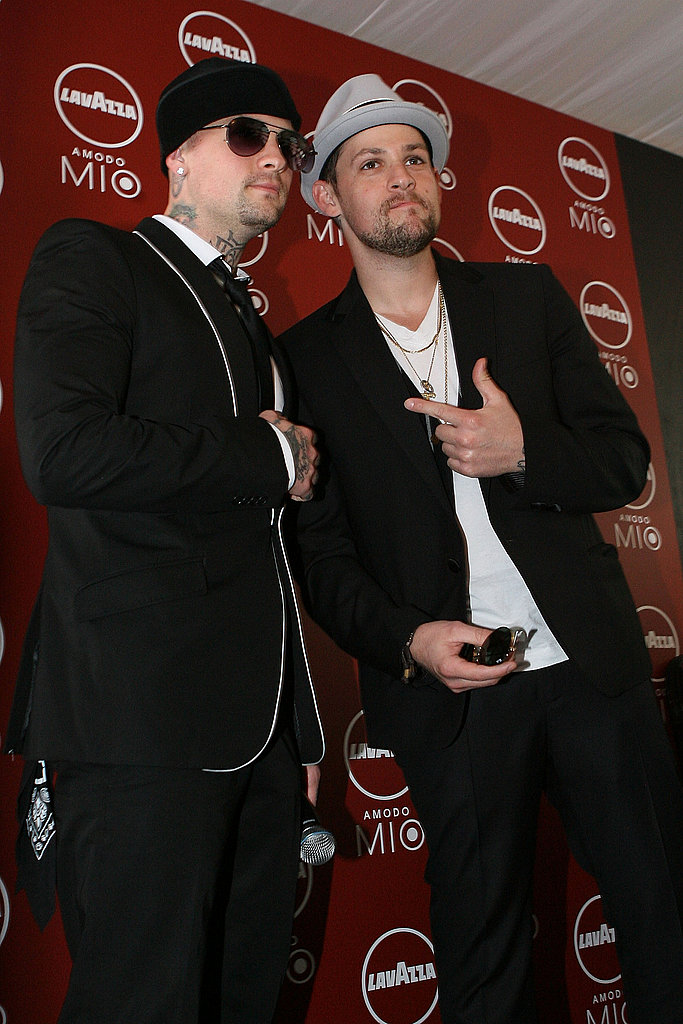 2009: Benji and Joel Madden
