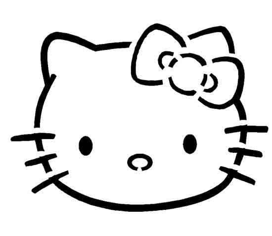 Hello Kitty by Katie B.
