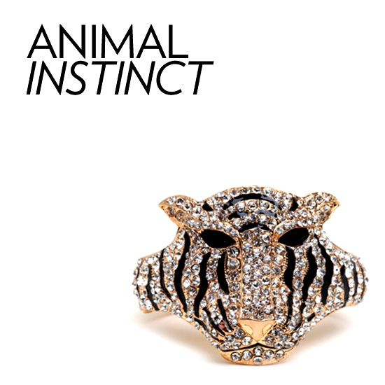 Animal Jewelry For Fall 2011