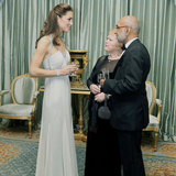 Kate Middleton at In Kind Direct Charity Event