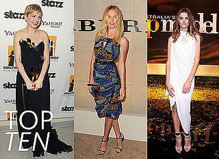 Top Ten Best Dressed Celebrities of the Week including Lauren Conrad, Olivia Palermo, Montana Cox & More!