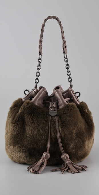 Shop Shearling and Fur Bags
