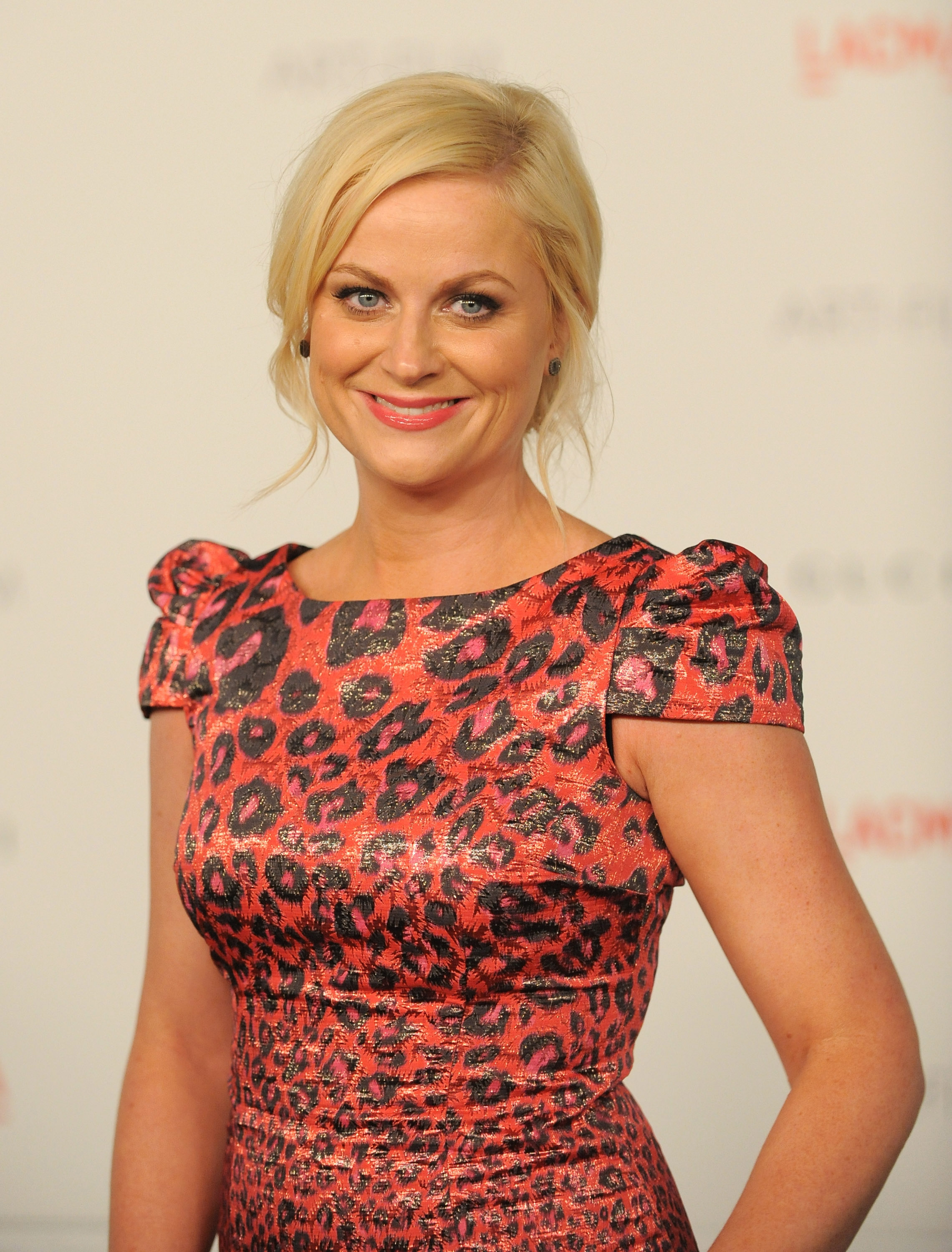 Amy Poehler out in LA.