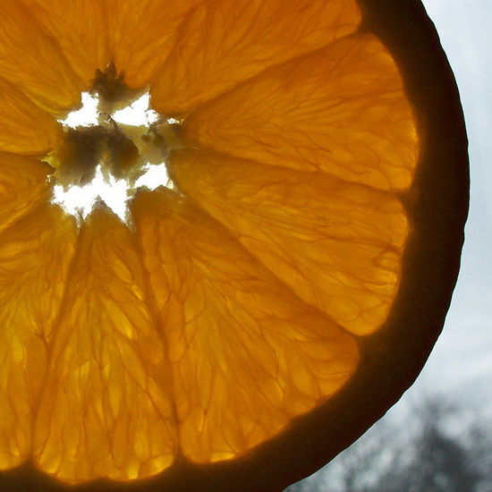 Winter Foods High in Vitamin C